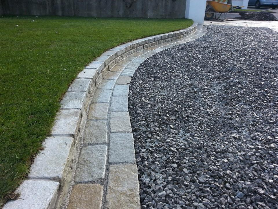 Natural Stone Kerbs